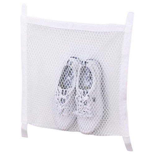 Household Essentials Mesh Sneaker Wash Bag