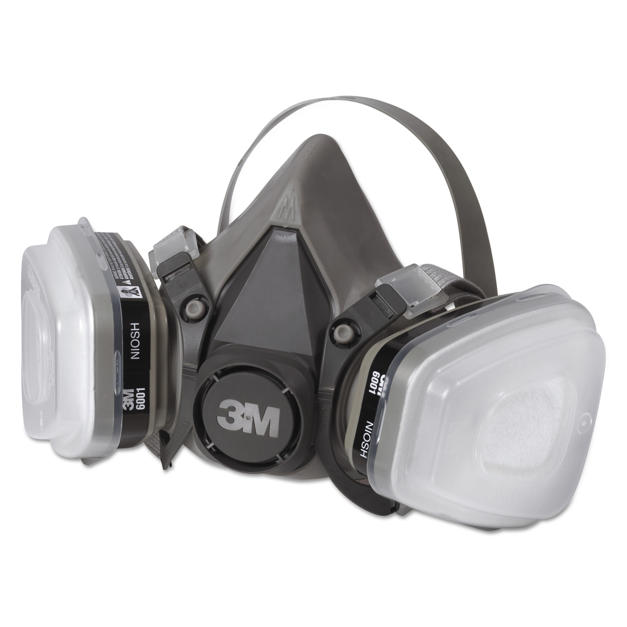 3M Half Facepiece Paint Spray Pesticide Respirator, Small by 3M/COMMERCIAL TAPE DIV.