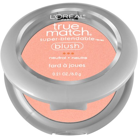 L'Oreal Paris True Match Super-Blendable Blush, Innocent Flush N3-4 (Kat Von D Makeup Blush)