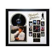 Michael Jackson Signed Thriller Album
