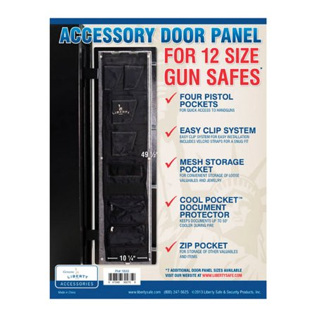 #3 Editor's Choice Liberty Timber Ridge 64 Gun Safe
