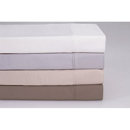 Bamboo Bedding (Dreamfoam Bedding 300 TC Bamboo Sheet Set Queen, White )