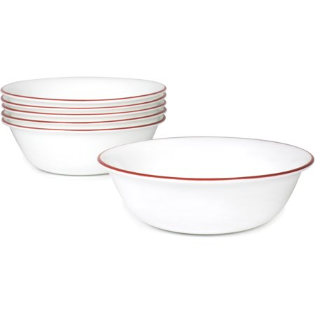 Corelle Classic Bandhani 18- oz Soup Bowl, Set of 6 ()