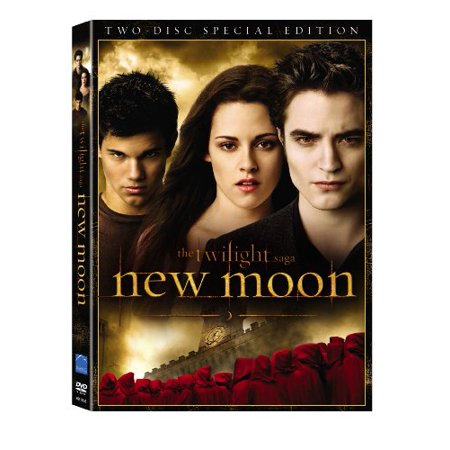 The Twilight Saga  New Moon  Two Disc Special Edition