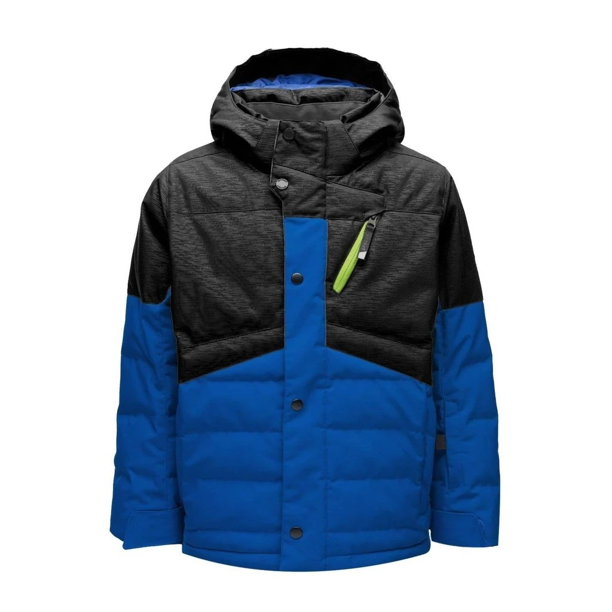 Spyder boys Mini Trick Synthetic Ski Jacket