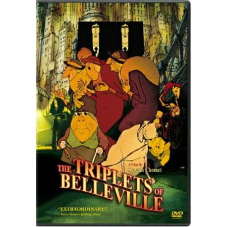The Triplets of Belleville (DVD)