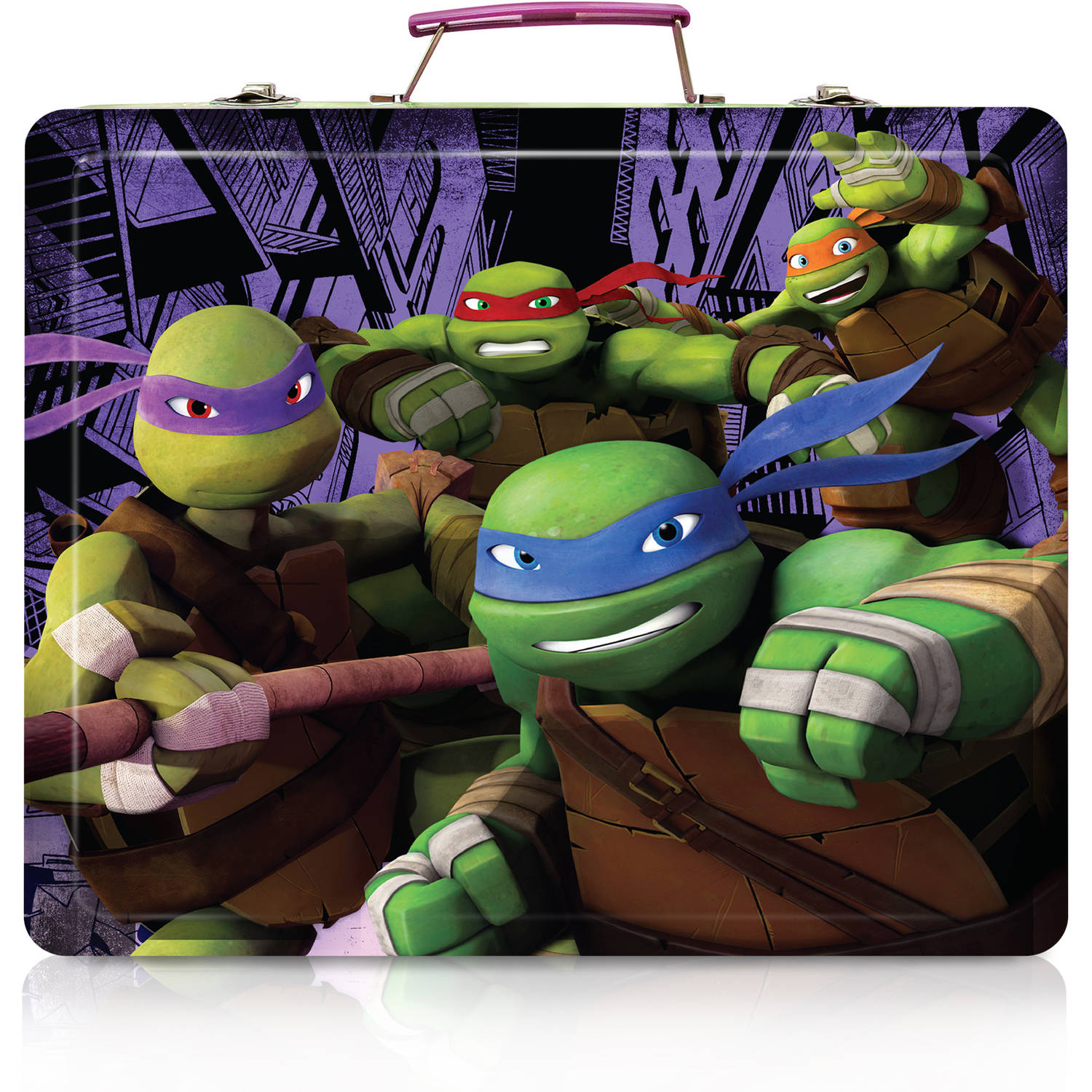 Nickelodeon Teenage Mutant Ninja Turtles Deluxe Stationery and Art Set with Over 150... by INNOVATIVE DESIGNS