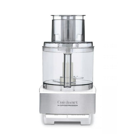 Cuisinart Custom DFP-14BCWNY 14 Cup Food Processor, White and Stainless (Magimix By Robot Coupe Food Processor 14 Cup)
