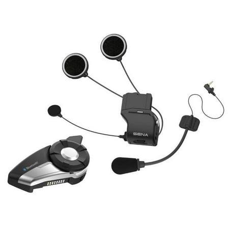 Sena 20S Evo Bluetooth Headset Single Pack