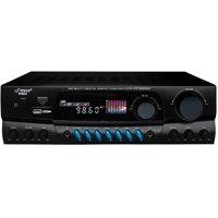 Pyle 300 Watt Home Audio Power Amplifier - Stereo Receiver w/ USB, AM FM Tuner