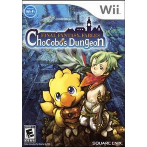 Final Fantasy Fhles: Chocobo's Dungeon - Nintendo Wii