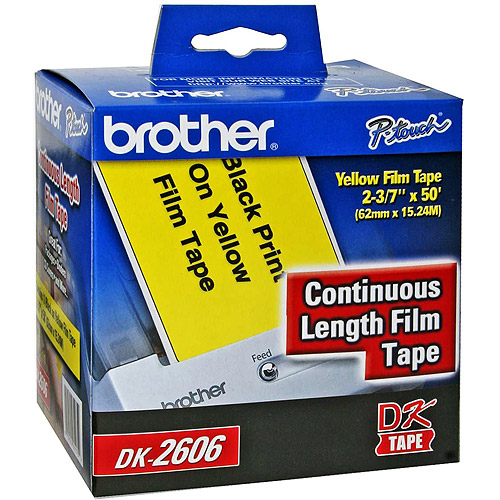 Brother DK2606 Film Tape