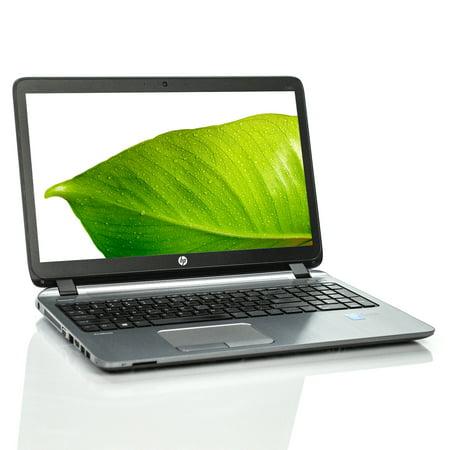 Refurbished HP ProBook 450 G2 Laptop  i5 Dual-Core 16GB 500GB Win 10 Pro B