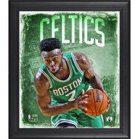 """Jaylen Brown Boston Celtics Framed 15"""" x 17"""" Playmakers Collage"""