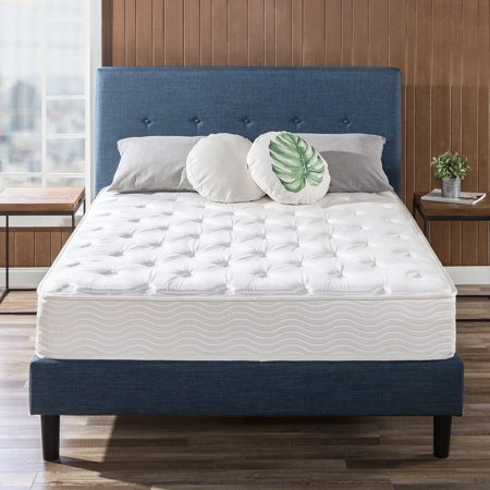 Slumber 1 10 Inch By Zinus Spring Support Mattress With