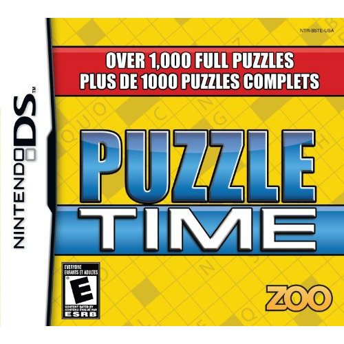 Puzzle Time (DS)
