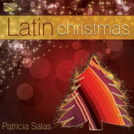 Patricia Salas   Latin Christmas  Cd