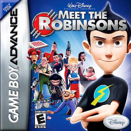 Disney Software: Game Boy Advance - Meet the Robinsons