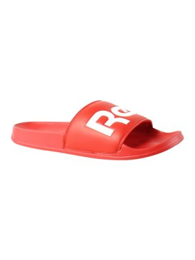 9ebecdee8bb Product Image Reebok BS8187-000 Red Slides Mens Sandals Size 13 New