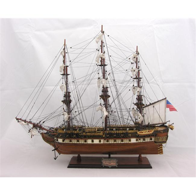 USS Constitution Medium Model Boat by FunForever