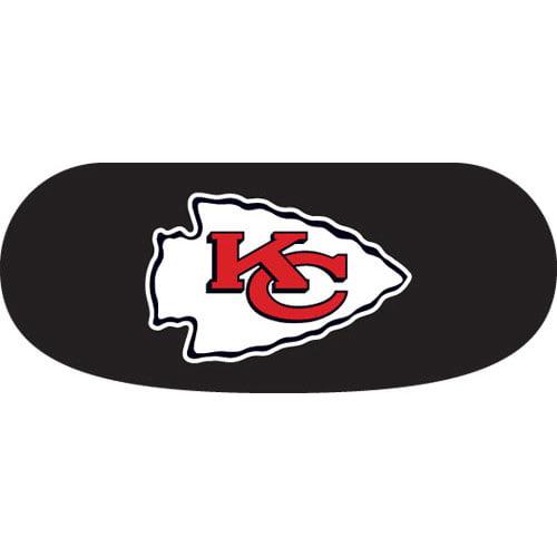 Kansas City Chiefs NFL Eyeblack Strips (6 Each)
