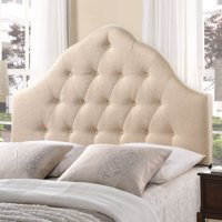 Modway Sovereign Tufted Arch Headboard, Multiple Sizes and Colors