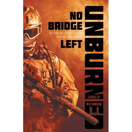 No Bridge Left Unburned - eBook