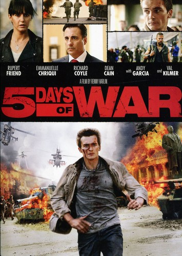 5 Days of War by IDT CORPORATION