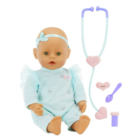 Baby Born - Mommy Make Me Better - Interactive Doll - Green Eyes - Me Doll