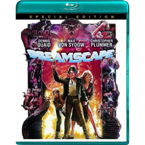 Dreamscape (Blu-ray) (Widescreen)