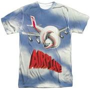 Airplane - Title - Short Sleeve Shirt - X-Large