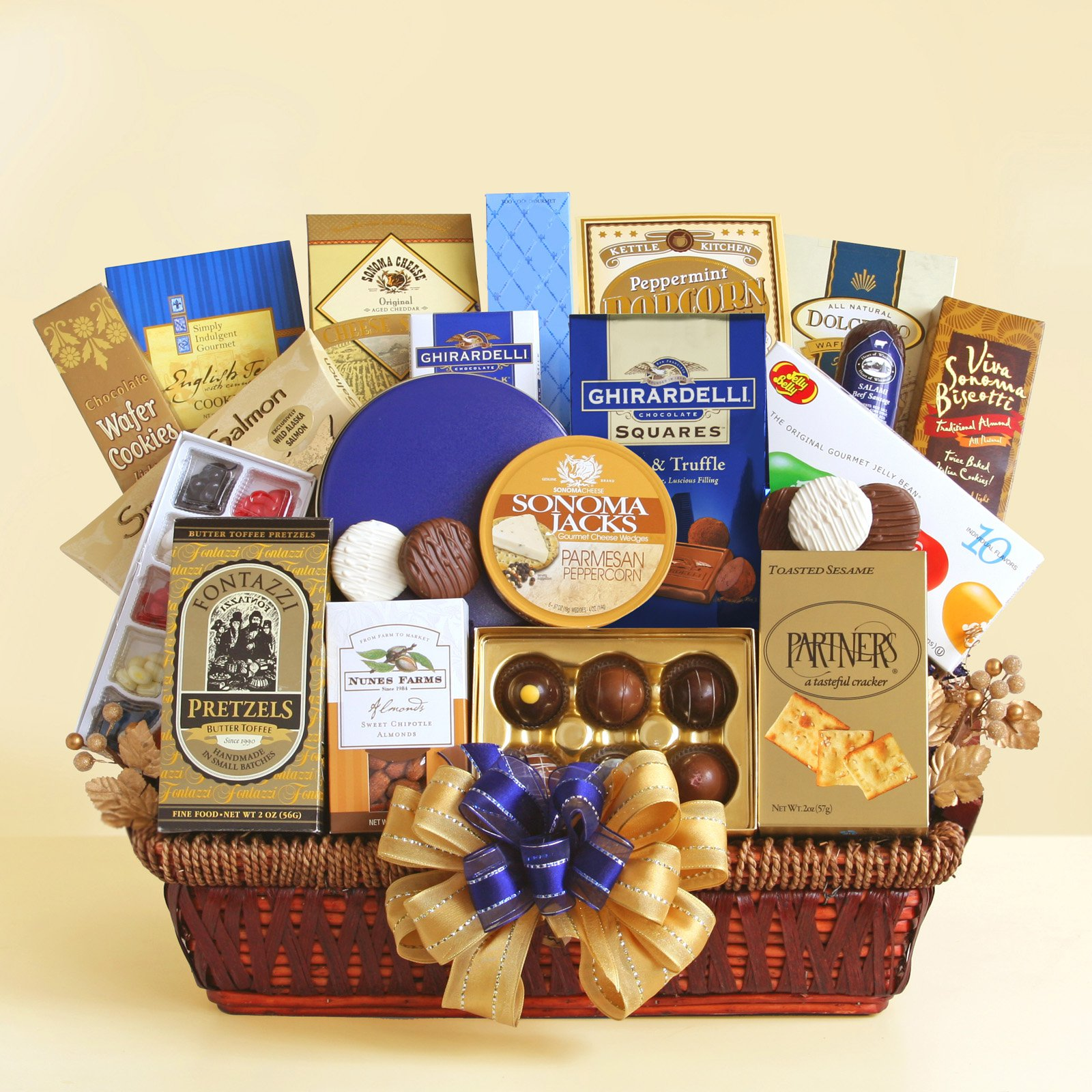 Executive Decision Gift Basket
