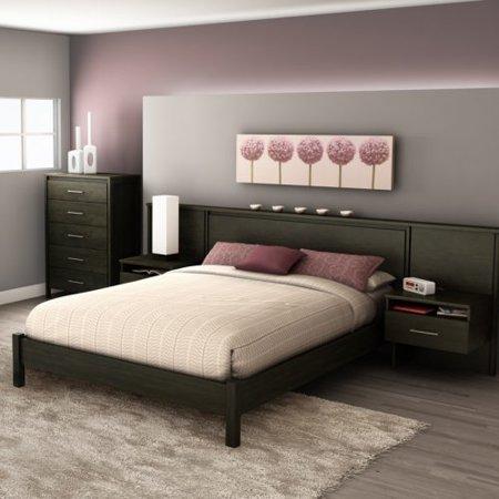 gravity queen platform bed set. Black Bedroom Furniture Sets. Home Design Ideas