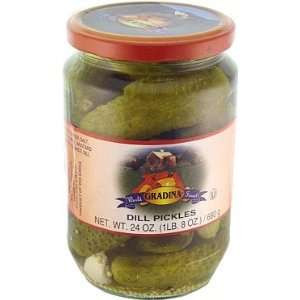 Dill Pickles (Gradina) 24oz