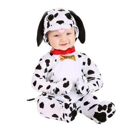 Dapper Dalmatian Infant Costume