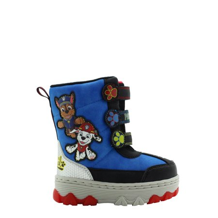 Paw Patrol Boys Insulated Winter Snow Boot (Toddler Boys)