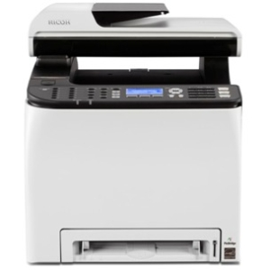 Ricoh SP C250SF Laser Multifunction Printer - Color - Plain Paper