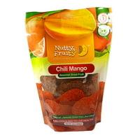 Nutty & Fruity Chili Mango Real Fruit 30 Oz.