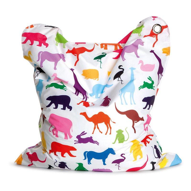 THE BULL Mini Fashion Bean Bag Chair - Happy Zoo