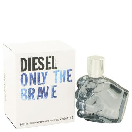 Diesel Only the Brave Cologne for Men, 1.7 Oz