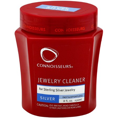 Connoisseurs Silver Jewelry Cleaner 8 oz (Pack of 2)