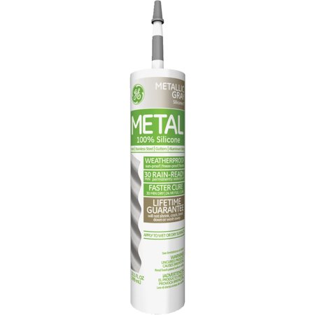 Ge Metal 100  Silicone Sealant