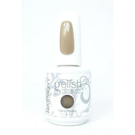 Gelish Soak Off Gel Nail Polish Taupe Model 0 5 Ounce