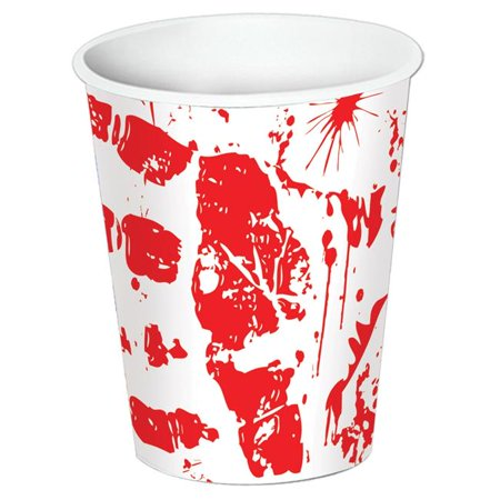 Bloody Hands (Bloody Handprints Cups)