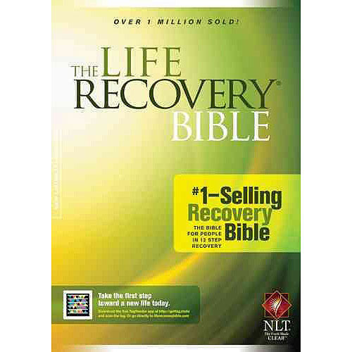 Life Recovery Bible: New Living Translation, Repackage