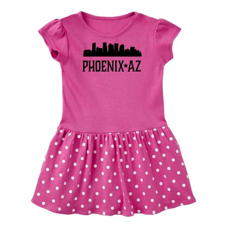 Phoenix Arizona City Skyline Infant Dress Phoenix Chinese Dresses