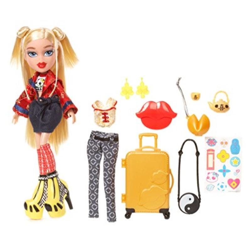 Bratz Study Abroad Doll- Cloe to China by