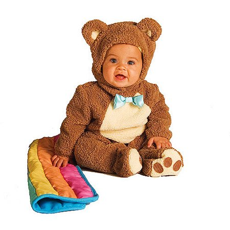 baby bear infant jumpsuit halloween costume - Walmart Halloween Costumes For Baby