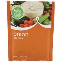 Food Club, Onion Dip