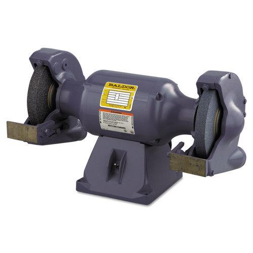 Baldor Electric 110-8107W 0.75 HP 8 in. Industrial Bench ...